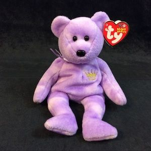 TY Yours Truly Beanie Baby